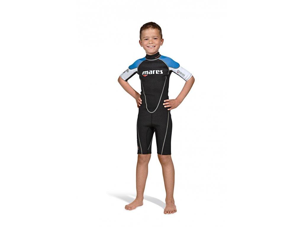 Oblek Mares Thermo Guard shorty dětský