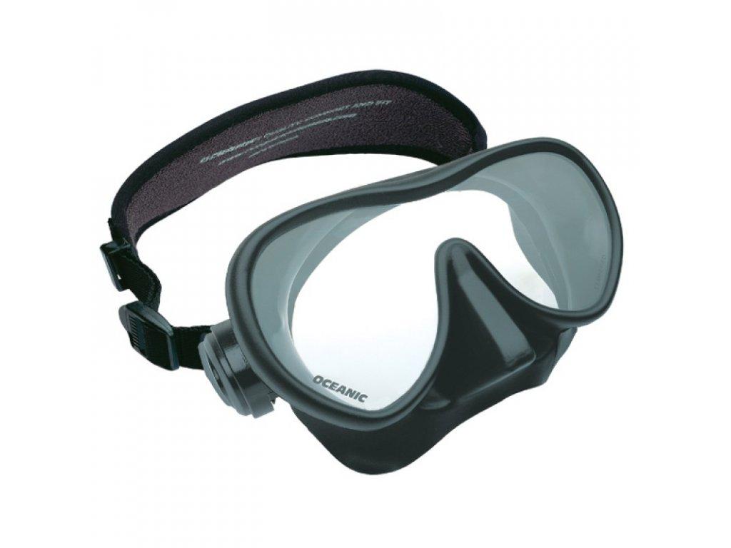 Maska Oceanic MINI SHADOW černá