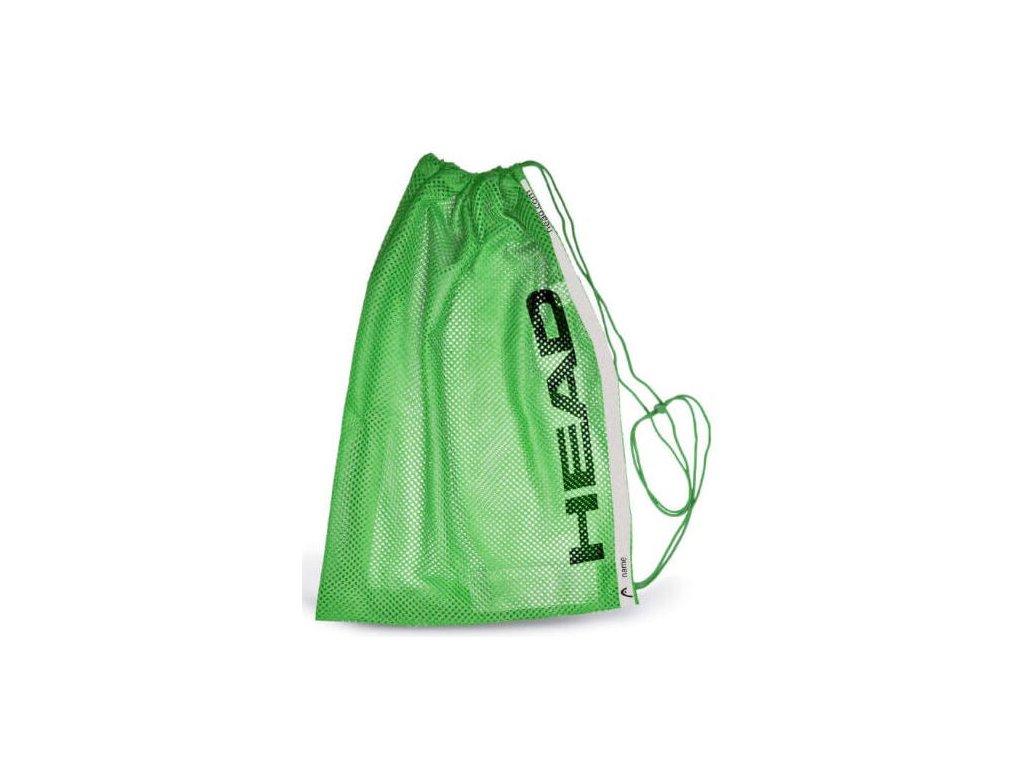 Head mesh bag training lime