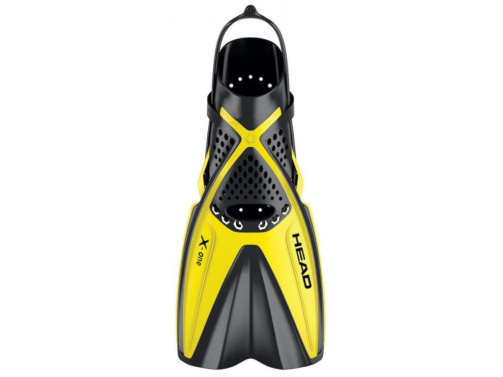 Ploutve Mares X-ONE žluté