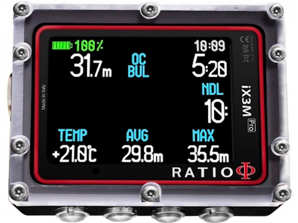 Potapecsky pocitac Ratio iX3M 2