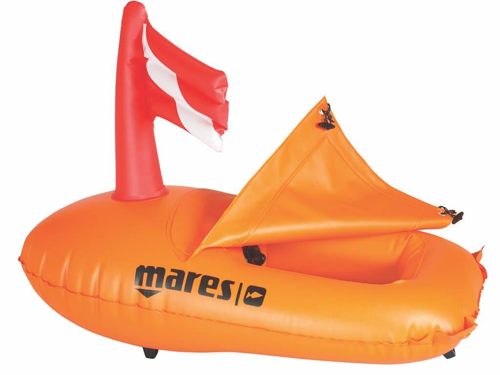 Bojka Mares Apnea na snorclovani freediving
