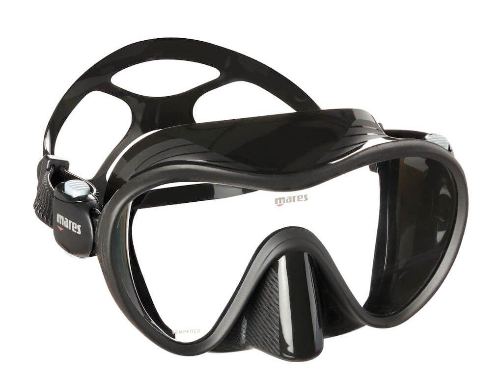 Cerna potapecska maska Mares Tropical