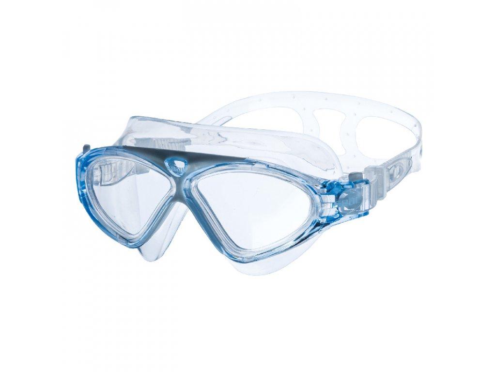 Plavecke brejlicky Seac Vision junior modre