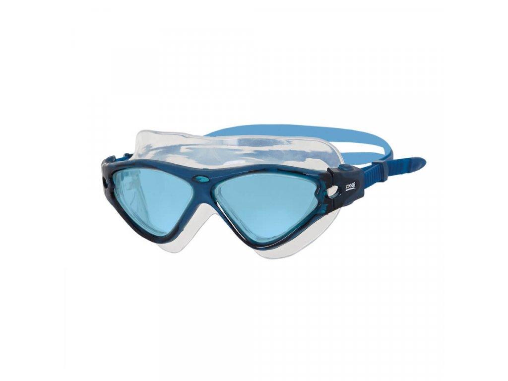 Plavecke bryle Zoggs Tri Vision modre