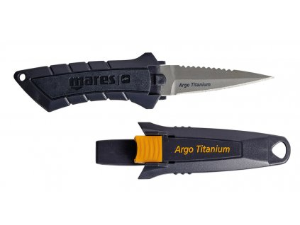 Nůž Mares Argo Titanium