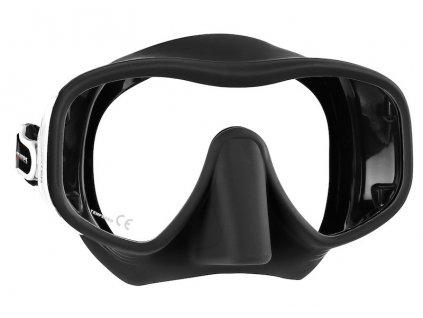 Potápěčské brýle Mares JUPITER bílá/černá