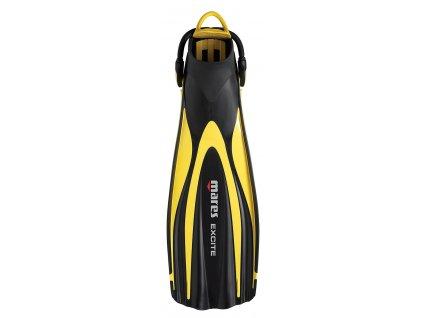 Potápěčské ploutve Mares Excite žluté