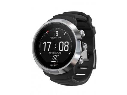 Potapecske hodinky Suunto D5 cerne