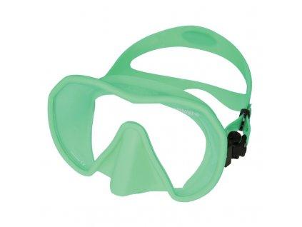 Maska Beuchat MAXLUX S zelená