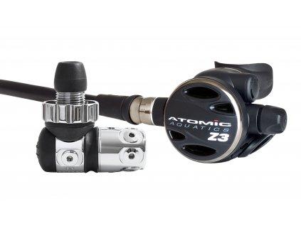 Automatika Atomic Aquatics Z3 DIN černá