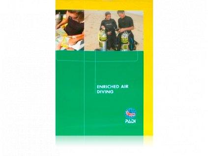 PADI Enriched air diving manuál CZ verze