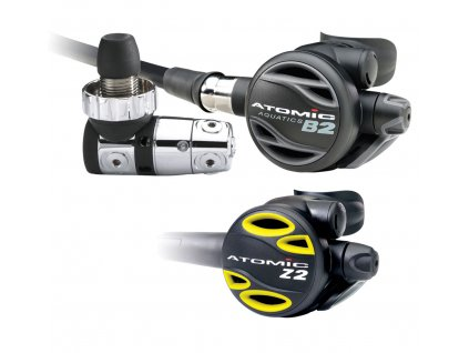 Set Atomic Aquatics B2 DIN + octopus Z2