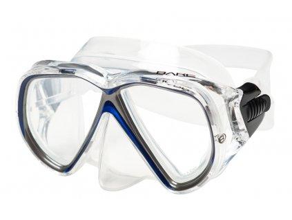 Maska Bare Duo Compact modrá