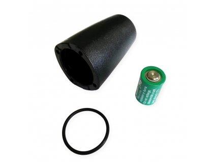 Sada baterie+kryt+o-kroužek na Suunto Sondu LED
