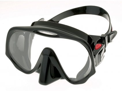 Maska Atomic Aquatics Frameless MEDIUM černá