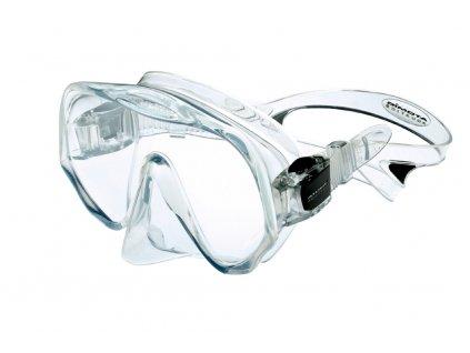 Maska Atomic Aquatics Frameless MEDIUM clear