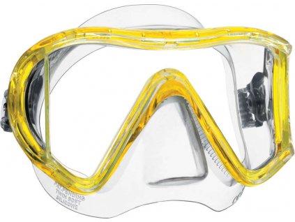 Potápěčská a šnorchlovací maska Mares i3