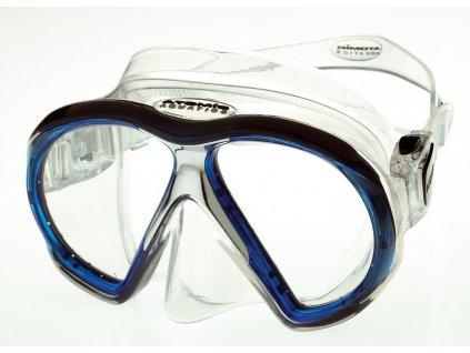Potápěčská maska Atomic Aquatics SubFrame transparent
