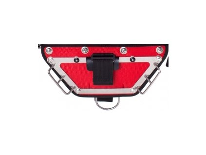 Finnsub FLY SIDE Butt plate red