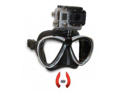 Držák k masce Hollis M3 GoPro Mount