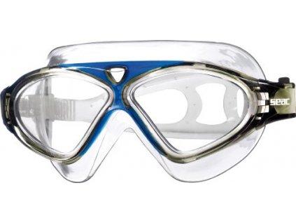 Plavecké brýle Seac Goggle Vision HD blue