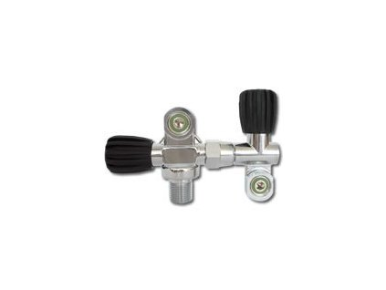 Dvouventil H M25x2 300 bar