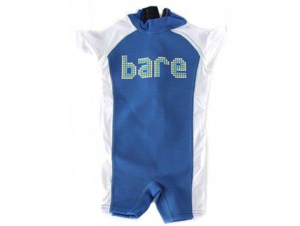 Dětký oblek Bare Sprint Blue, vel. 4