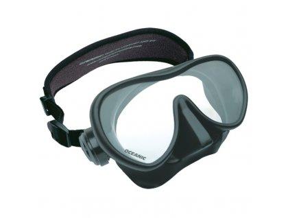 Maska Oceanic SHADOW černá
