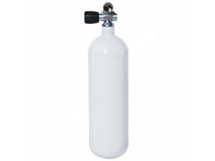 Láhev ocelová Vítkovice 2 L 230 bar + monoventil