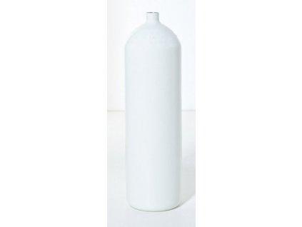 Láhev ocelová Vítkovice 5 L 230 bar, rovné dno