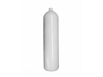 Láhev ocelová Vítkovice 7 L 230 bar, rovné dno