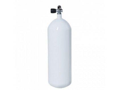Láhev ocelová Vítkovice 10 L 230 bar + monoventil