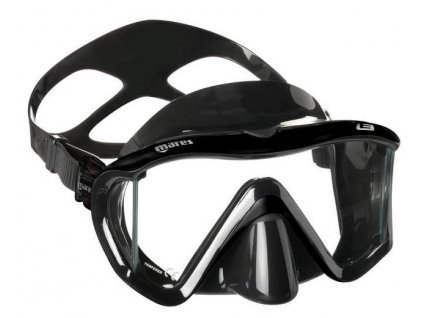 Maska potapecska mares i3 cerna
