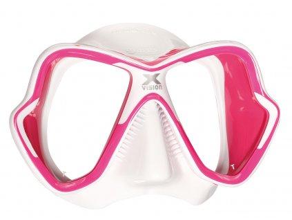 Brýle na šnorchlování Mares X-Vision Liquidskin
