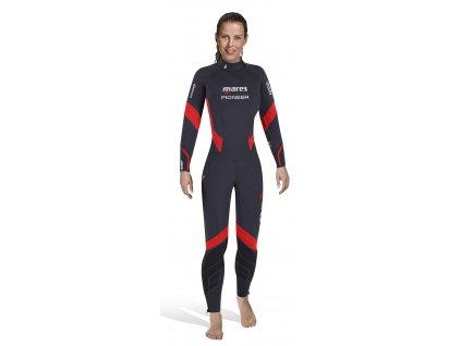 Neoprénový oblek Mares PIONEER She Dives 5mm