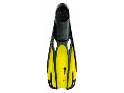 Šnorchlovací ploutve Mares FLUIDA žluté