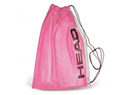 Mesh Bag Head pink