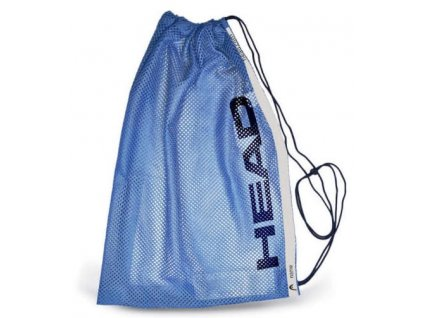 Head mesh bag training blue