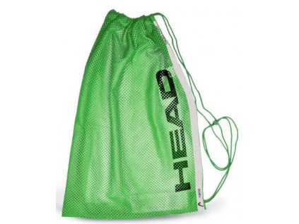 Head mesh bag training lime