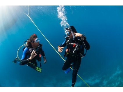 Kurz potápění PADI Open Water Diver