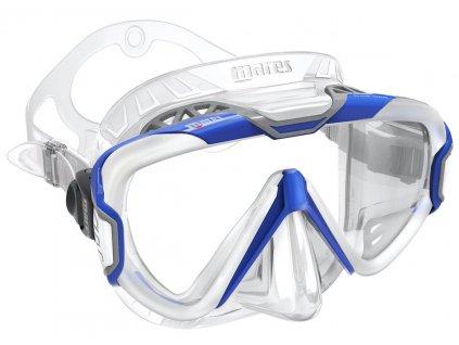 Potapecska maska Mares Pure Wire BLGCL