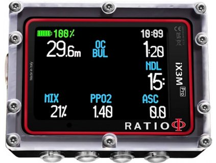 Potapecsky pocitac Ratio iX3M pro deep