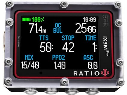 Pocitac Ratio iX3M pro tech