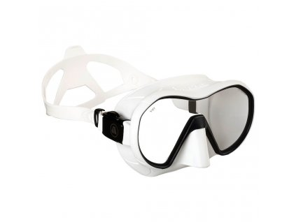 Potapecska maska bryle Apeks VX1 bila profil