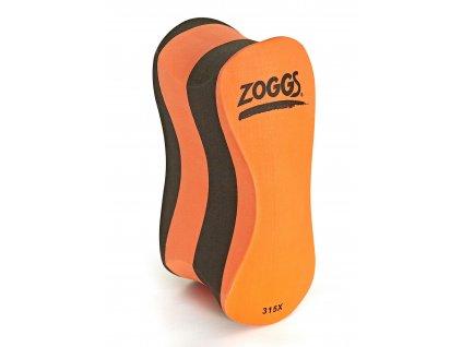Plavecky piskot Zoggs pull boy oranzovy