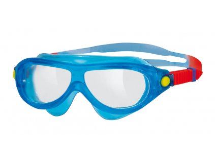 Plavecke detske bryle ZOGGS Phantom modre