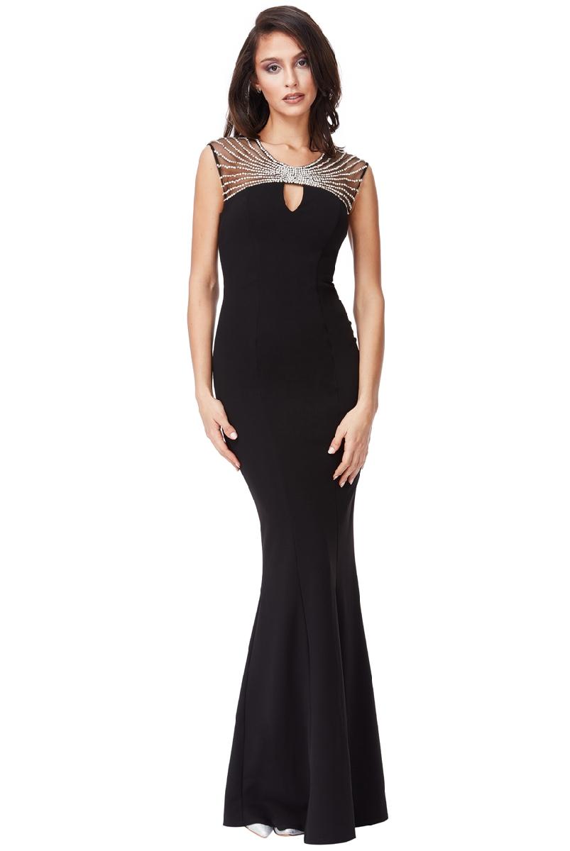 Minišaty  Plesové šaty dlouhé e7d2f94a2c