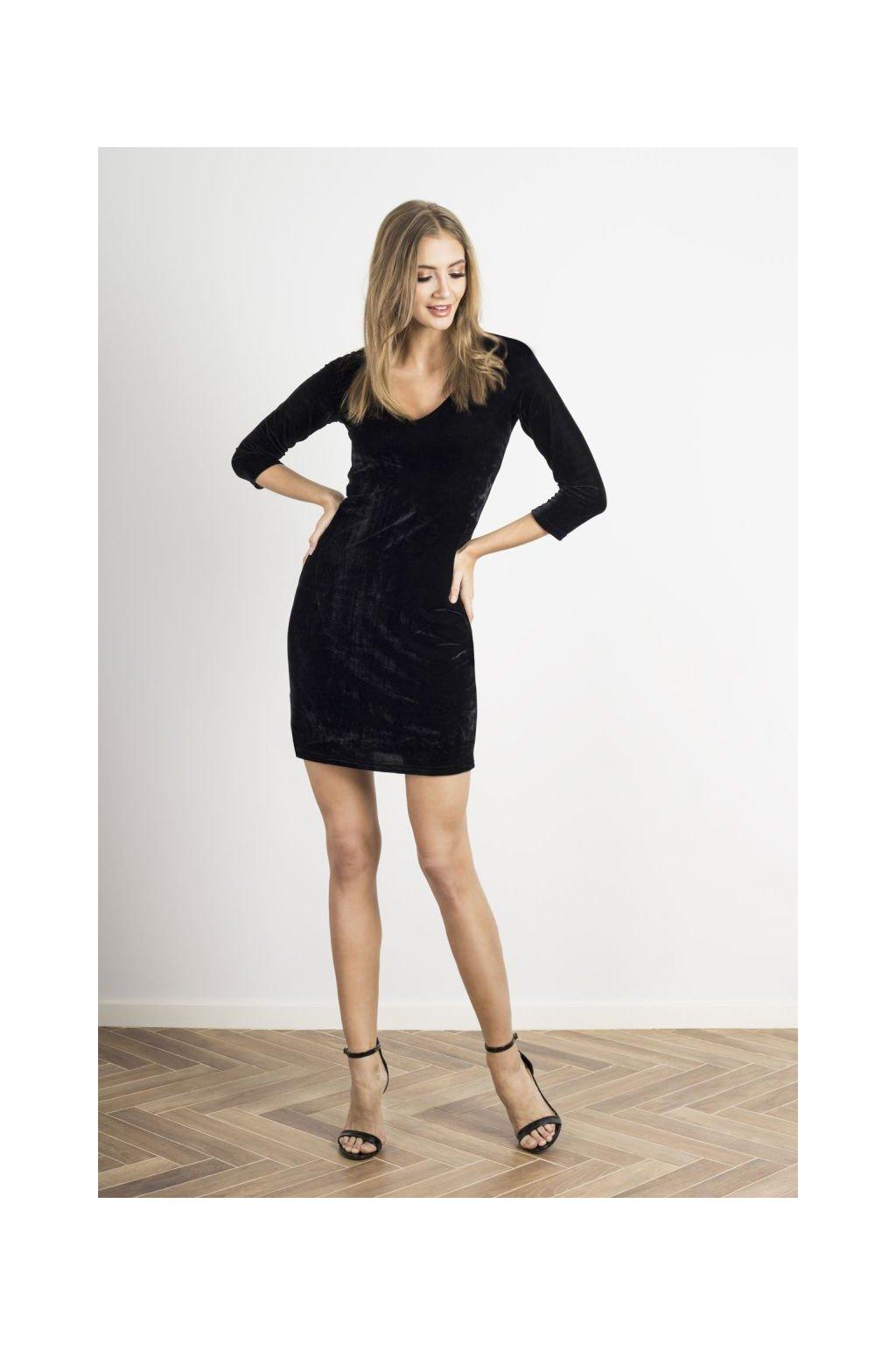Kopia Sukienka Diamante czarny 4