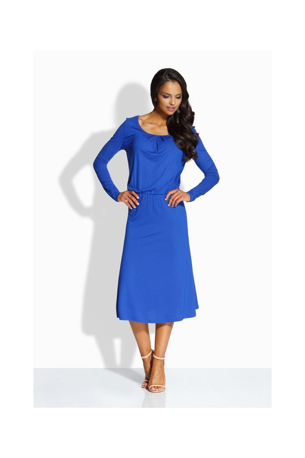 Dámské šaty Envy Me EM122 modré zepředu